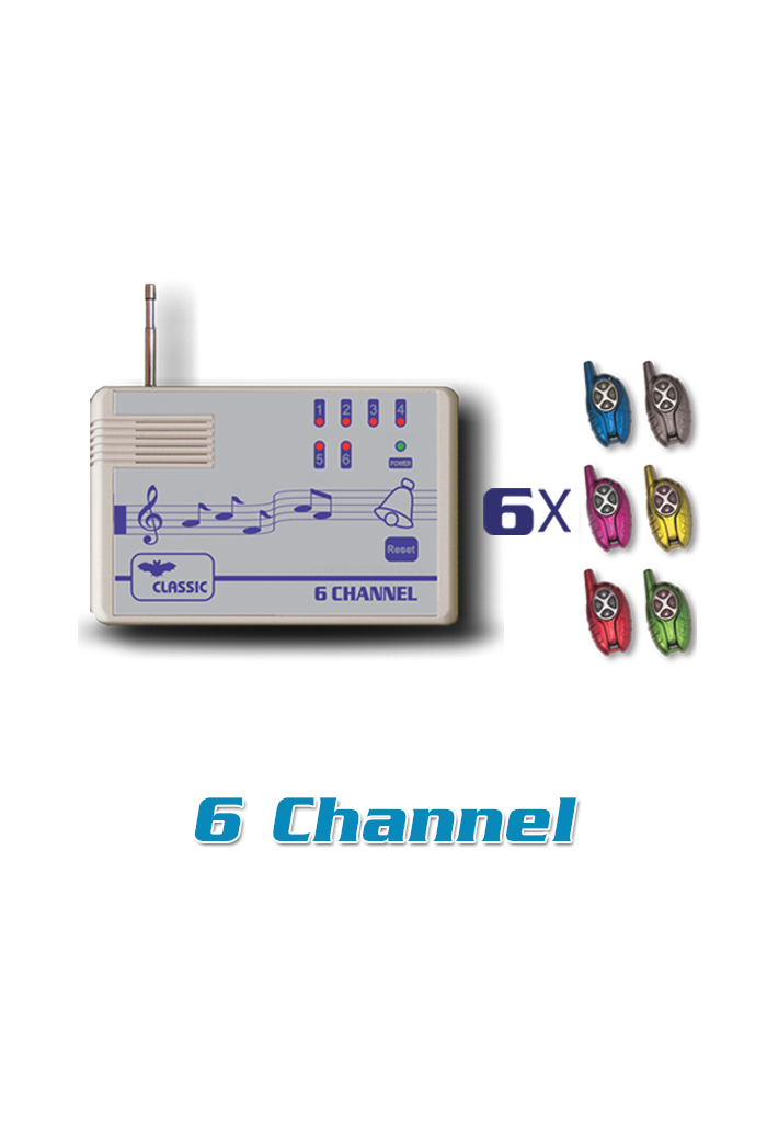 6 Channel