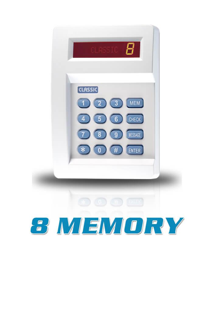 Classic Memory 8